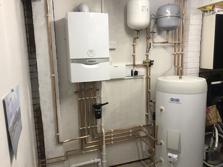 PlumbCORE | Heating Case Study | Plumber York